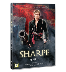 ​Sharpe series 3 -DVD