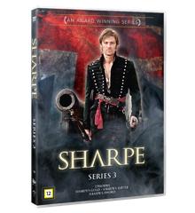 Sharpe series 3 -DVD