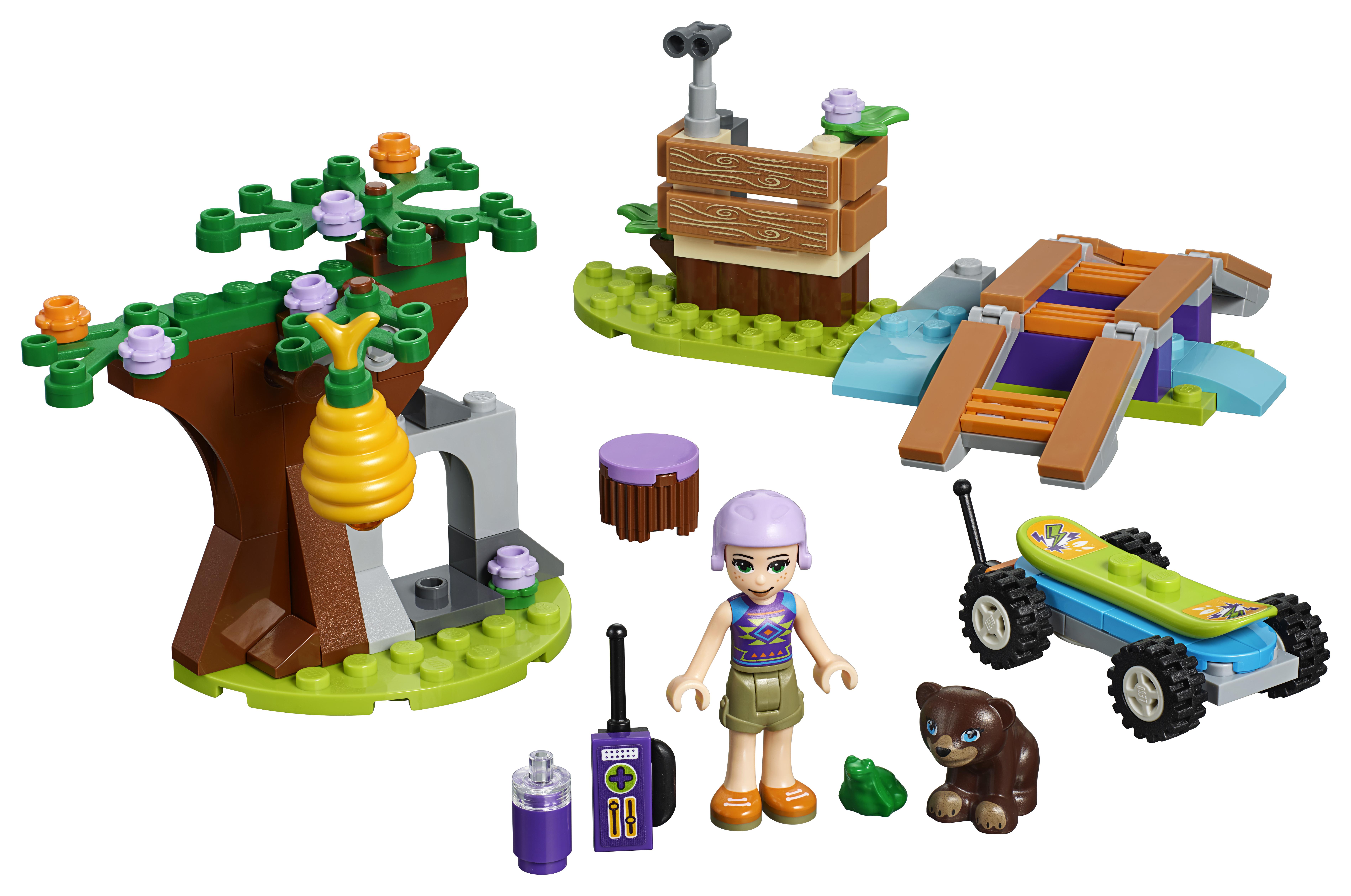 LEGO Friends - Mias Outdoor Abenteuer (41363)