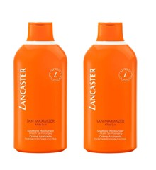 Lancaster - 2x After Sun Tan Maximizer Soothing Moisturizer 400 ml