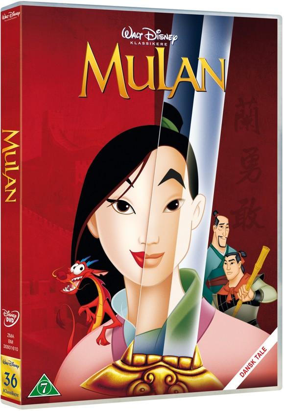 Disneys Mulan - DVD