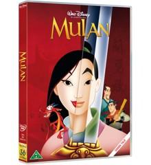 Mulan Disney classic #36