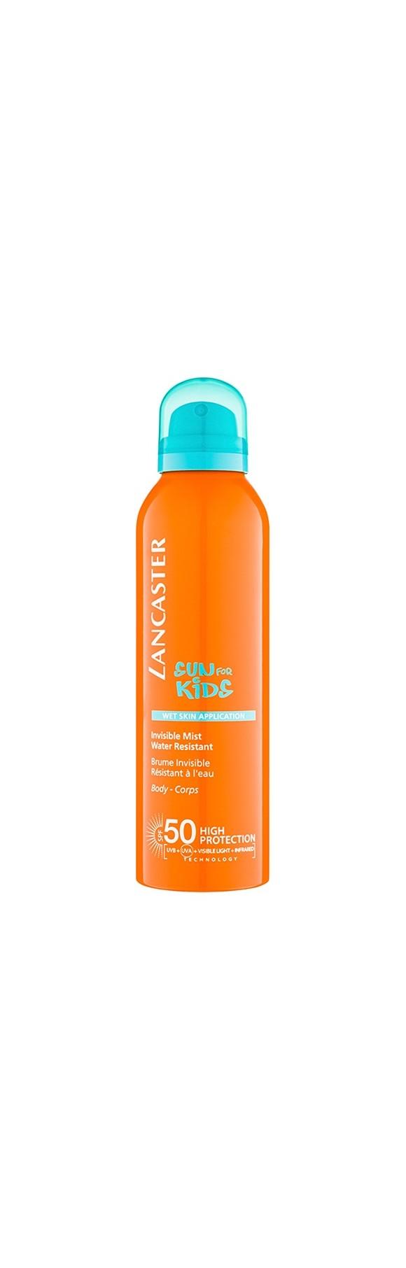 Lancaster - SUN KIDS wet skin application mist SPF50 spray 200 ml