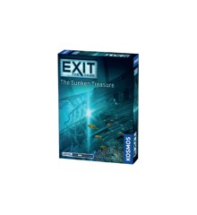 Exit: The Sunken Treasure (English)