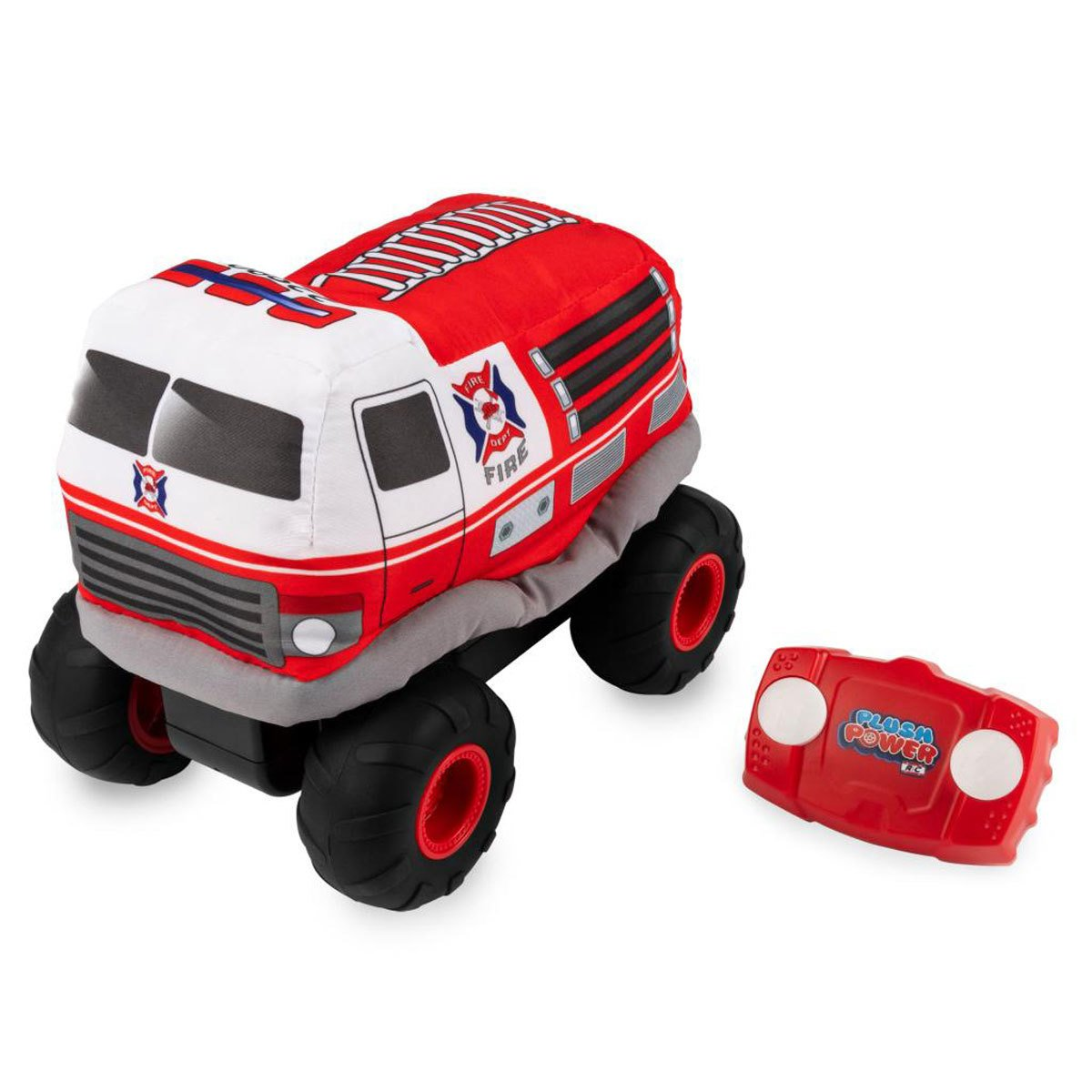 Plush Power R/C - Fire Truck (6055131)