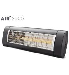 Solamagic - AIR+ 2000 Patio Heater Antracite