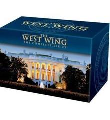 The West Wing/Præsidentens Mænd - DVD (UK Import)