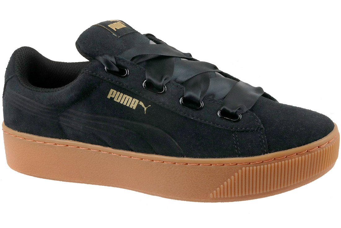 PUMA Vikky Platform Women's Leather Shoes   Kohls   Puma
