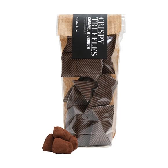 Nicolas Vahé - Chocolate Ruffle With Caramel & Knas 110 g (nvbv701/106300701)