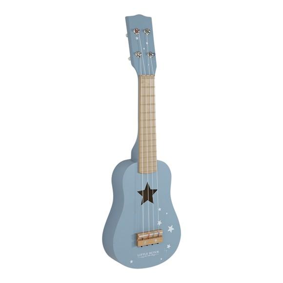 Little Dutch - Guitar, Blue (4409)