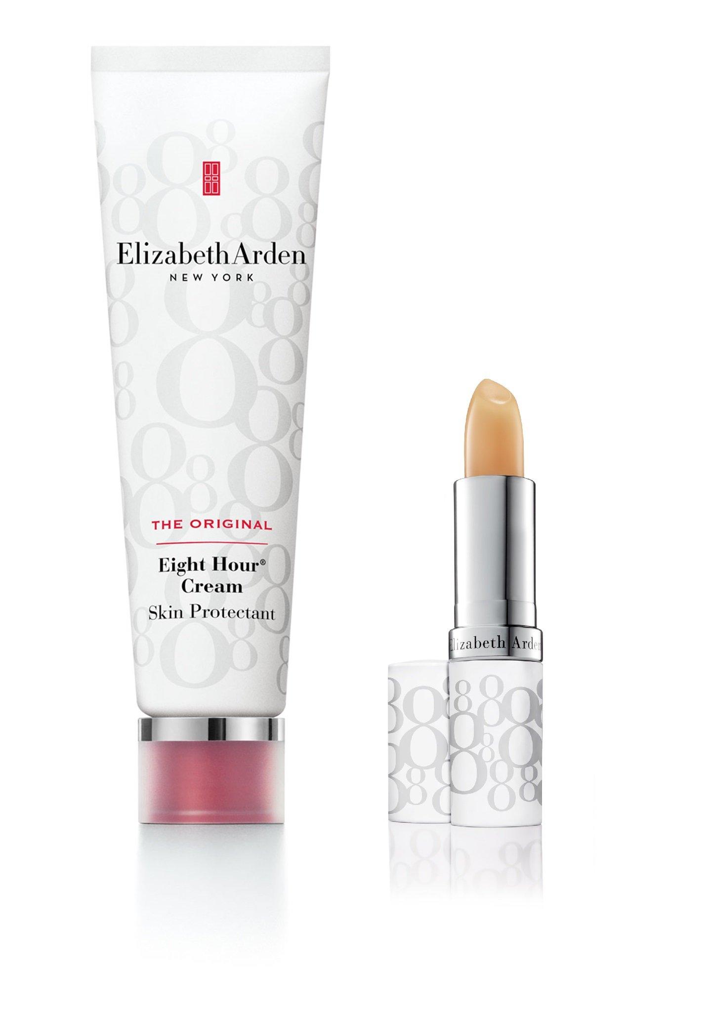 Elizabeth Arden - Eight Hour Cream Skin Protectant + Eight Hour Lip Protectant Stick SPF 15