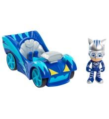 PJ Masks - Speed Boosters Køretøj - Catboy (10-95230C)