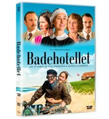 Badehotellet - sæson 2 - DVD