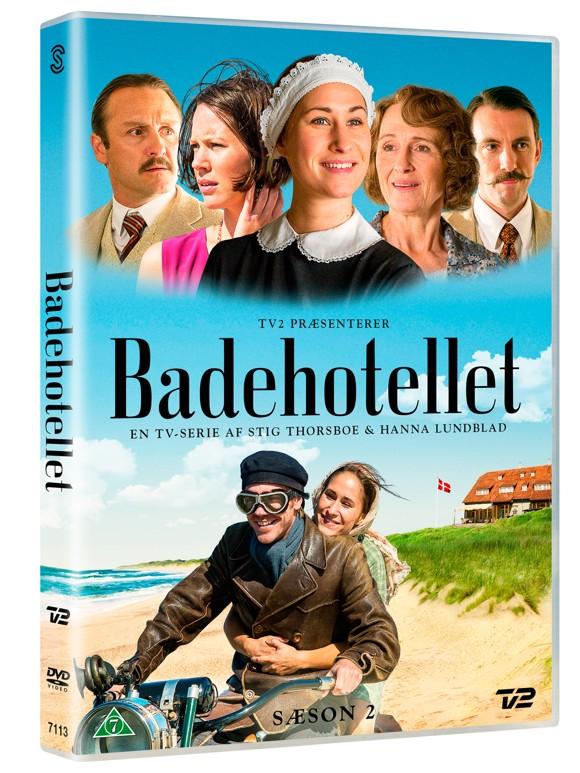 Badehotellet - season 2 - DVD