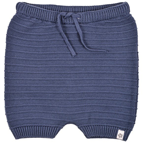 PAPFAR - Pattern Knit Shorts