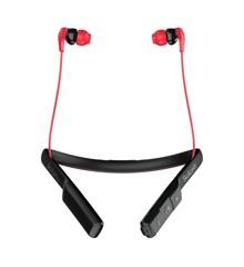 Skullcandy - Method BT Sport Earbud Red/Grey