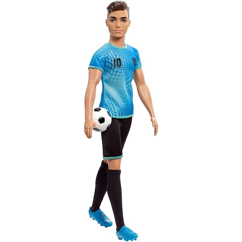 Barbie - Ken, Career doll - Football (FXP02)