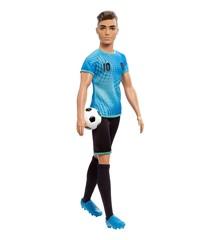 Barbie - Ken, Karriere dukke - Fodbold (FXP02)