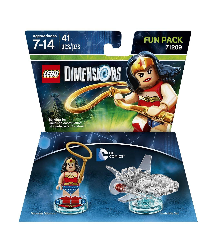 Lego Dimensions: Fun Pack - DC Wonder Woman (71209)