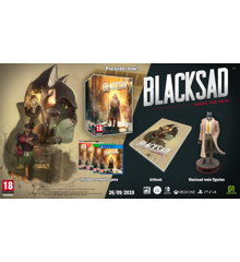 Blacksad - Under the skin (Collector Edition)