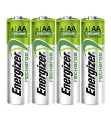 Energizer - Battery AA/LR6 Ni-Mh 1300mAh 4-p