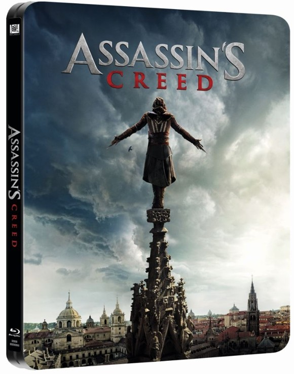 Assassin's Creed - Limited Steelbook (3D Blu-Ray)