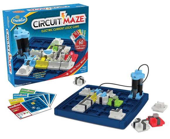 Thinkfun - Circuit Maze (15001008)