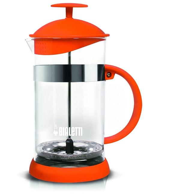 Bialetti Joy - Coffee Press - Orange - 1l / 8Cup/ 33.8 oz