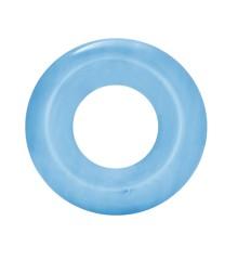 Bestway - Transparent Swim Tube Φ51cm - Blue (36022B)