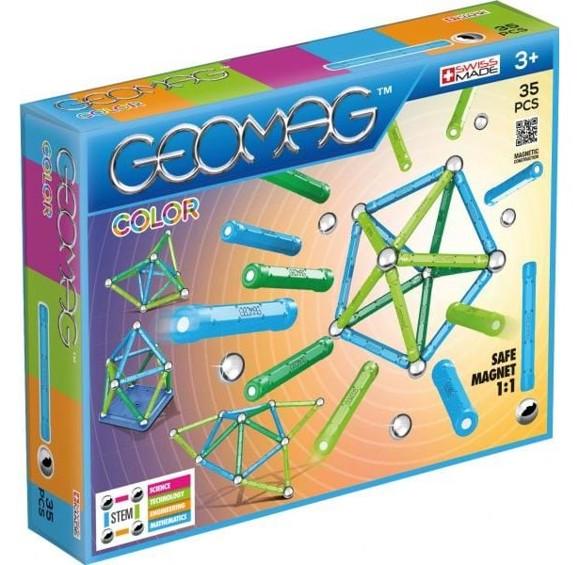 Geomag - Color - 35 stk