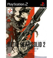 ​Metal Gear Solid 2: Sons of Liberty