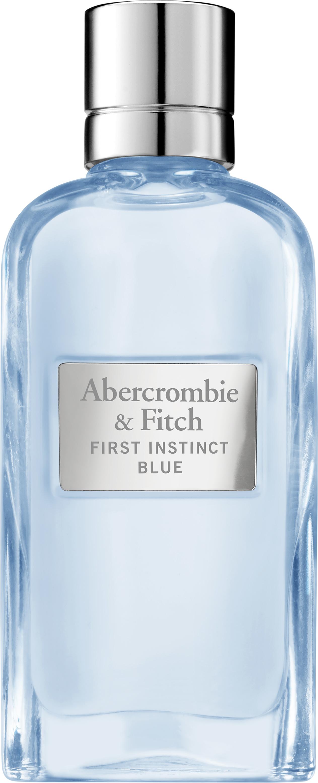 Bilde av Abercrombie & Fitch - First Instinct Blue For Her Edp 50 Ml