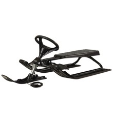 Stiga - Snowracer Classic Steering Sledge - Black (73-4112-40)