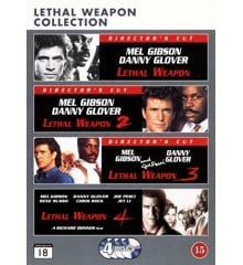 Lethal Weapon Collection - DVD