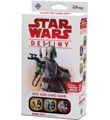 Star Wars Destiny - Starter Set - Boba Fett (English) (FSWD09)
