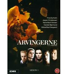 Arvingerne - Season I (4-disc) - DVD