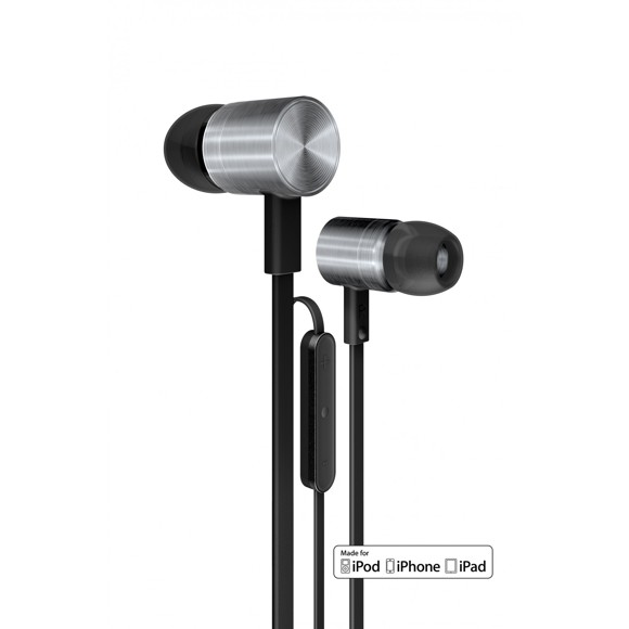 Beyerdynamic - iDX 200 iE titan In-Ear Headphones
