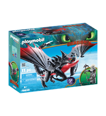 Playmobil - Deathgripper with Grimmel (70039)