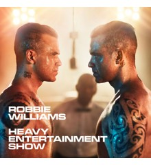Robbie Williams – Heavy Entertainment Show - CD