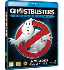 Ghostbusters Collection - 3 Movies (Blu-Ray)