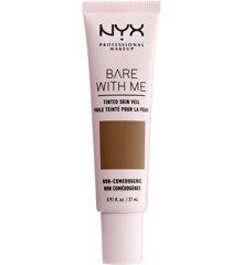 NYX Professional Makeup - Bare With Me Tinted Skin Veil - Deep Mocha