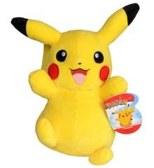 Pokemon - Plys Bamse 20 cm - Pikachu