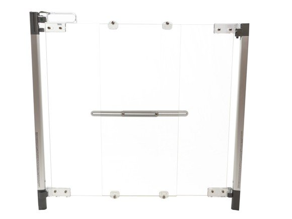SAFE - SafeGate Clear-View Hardware Mounted Gate (75-100 cm)