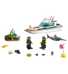 LEGO City - Diving Yacht (60221)