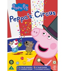 Peppa Pig Vol 13 -  Peppa's Circus - DVD