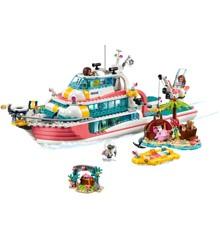 LEGO Friends - Redningsmissionsbåd (41381)