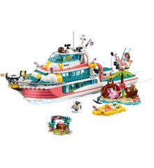 LEGO Friends - Rescue Mission Boat (41381)