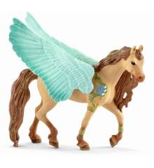 Schleich - Bayala - Dekoreret Pegasus Hingst (70574)