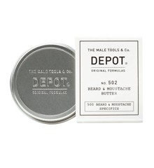 Depot - No. 502 Beard & Moustache Butter 30 ml
