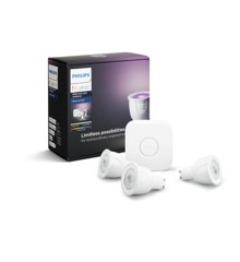 Philips Hue -  GU10 White & Color Ambiance Startpakke